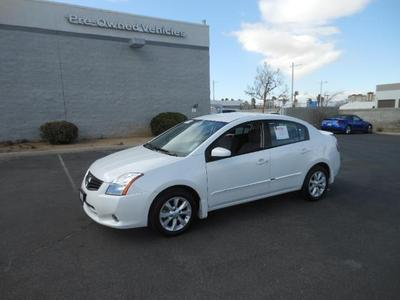 2012 Nissan Sentra Sedan for sale in Palmdale for $16,696 with 37,960 miles.