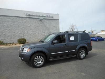 2012 Nissan Pathfinder SUV for sale in Palmdale for $28,774 with 14,271 miles.