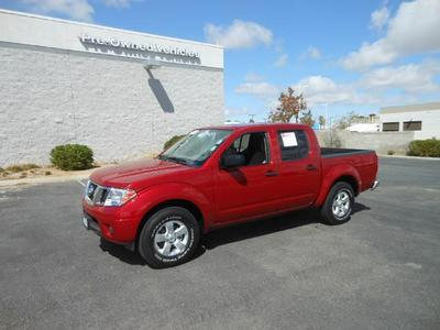 2012 Nissan Frontier Crew Cab Pickup for sale in Palmdale for $21,984 with 32,063 miles.