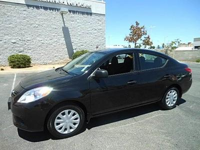 2012 Nissan Versa Sedan for sale in Palmdale for $12,996 with 36,092 miles.
