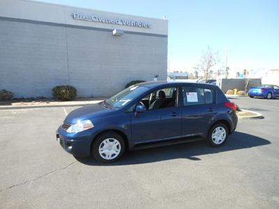 2012 Nissan Versa Hatchback for sale in Palmdale for $14,999 with 13,085 miles.