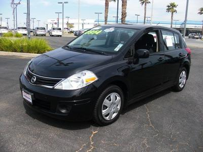 2012 Nissan Versa Hatchback for sale in Palmdale for $13,954 with 44,773 miles.