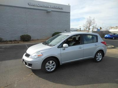 2012 Nissan Versa Hatchback for sale in Palmdale for $14,984 with 12,800 miles.