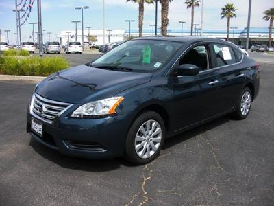 2013 Nissan Sentra Sedan for sale in Palmdale for $16,614 with 4,798 miles.