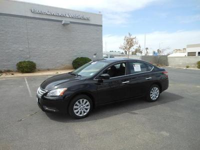 2013 Nissan Sentra Sedan for sale in Palmdale for $16,614 with 6,651 miles.