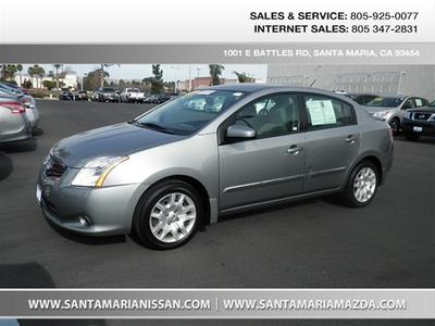2011 Nissan Sentra Sedan for sale in Santa Maria for $15,995 with 18,485 miles.