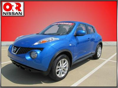 2012 Nissan Juke S SUV for sale in Searcy for $18,460 with 19,834 miles.