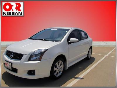 2011 Nissan Sentra 2.0 SR Sedan for sale in Searcy for $14,960 with 53,939 miles.