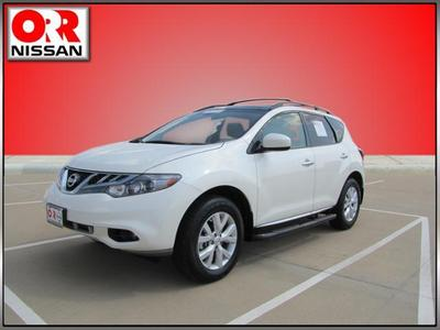 2012 Nissan Murano SL SUV for sale in Searcy for $26,960 with 8,909 miles.