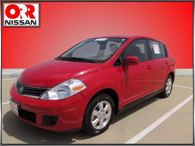 2012 Nissan Versa 1.8 S Hatchback for sale in Searcy for $14,980 with 29,200 miles.