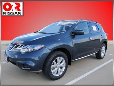 2013 Nissan Murano SV SUV for sale in Searcy for $23,975 with 33,928 miles.