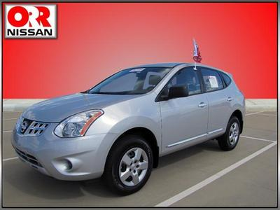 2013 Nissan Rogue S SUV for sale in Searcy for $20,450 with 15,835 miles.