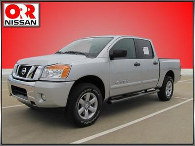 2013 Nissan Titan SV Crew Cab Pickup for sale in Searcy for $31,510 with 7,125 miles.