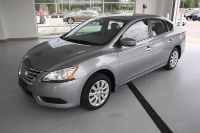 2013 Nissan Sentra SV Sedan for sale in Manchester for $14,980 with 13,501 miles.