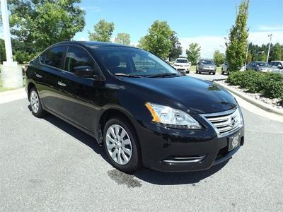2013 Nissan Sentra S Sedan for sale in Wilson for $17,900 with 4,193 miles.