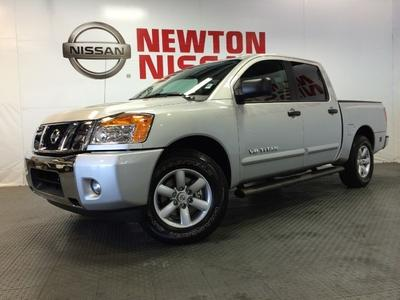 2013 Nissan Titan SV Crew Cab Pickup for sale in Gallatin for $28,981 with 15,193 miles.