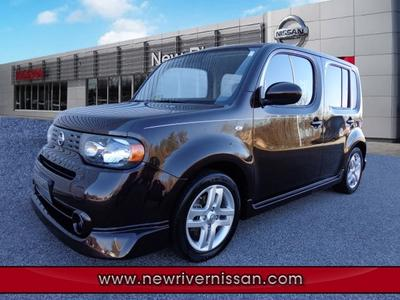 2009 Nissan Cube 1.8 Krom Hatchback for sale in Christiansburg for $12,950 with 55,637 miles.