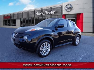 2012 Nissan Juke S SUV for sale in Christiansburg for $19,950 with 31,573 miles.