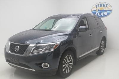 2013 Nissan Pathfinder SUV for sale in Roanoke for $29,987 with 24,722 miles.