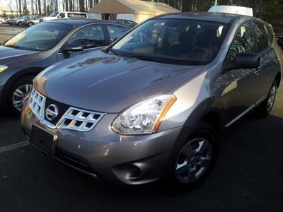 2011 Nissan Rogue S SUV for sale in Richmond for $18,988 with 28,840 miles.