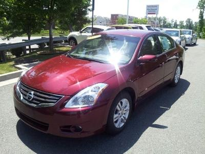 2011 Nissan Altima 2.5 S Sedan for sale in Richmond for $15,988 with 34,824 miles.