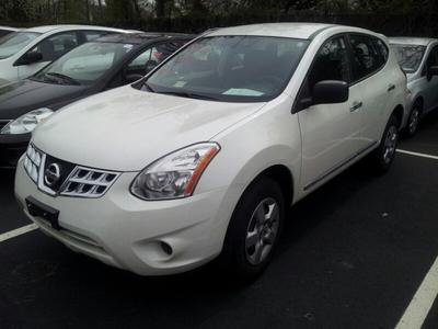 2012 Nissan Rogue S SUV for sale in Richmond for $19,788 with 17,865 miles.