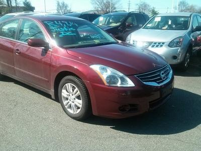 2012 Nissan Altima 2.5 S Sedan for sale in Richmond for $15,988 with 28,981 miles.