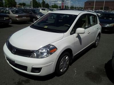 2011 Nissan Versa 1.8 S Hatchback for sale in Richmond for $12,288 with 24,186 miles.