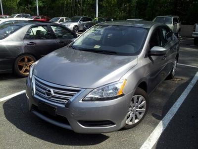 2013 Nissan Sentra S Sedan for sale in Richmond for $16,177 with 3,519 miles.