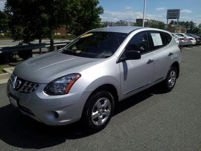 2014 Nissan Rogue Select S SUV for sale in Richmond for $20,099 with 2,431 miles.