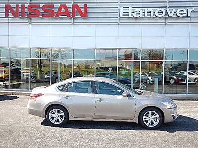 2013 Nissan Altima 2.5 SL Sedan for sale in Hanover for $23,999 with 2,519 miles.
