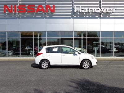2009 Nissan Versa 1.8 SL Hatchback for sale in Hanover for $10,999 with 41,312 miles.