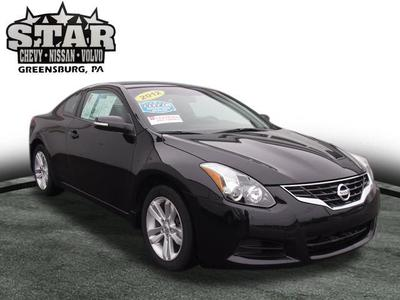 Used 2012 Nissan Altima - Greensburg PA
