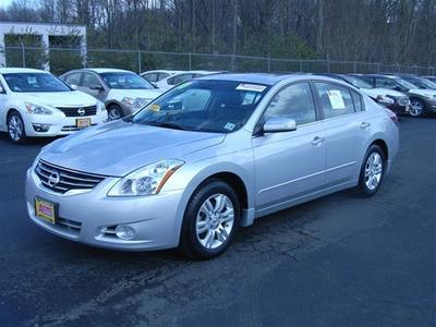 2010 Nissan Altima 2.5 S Sedan for sale in Monmouth Junction for $17,599 with 9,782 miles.