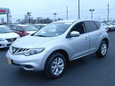 2011 Nissan Murano S SUV for sale in Monmouth Junction for $20,995 with 18,606 miles.