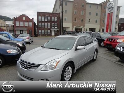 2011 Nissan Altima 2.5 S Sedan for sale in Indiana for $15,975 with 50,470 miles.