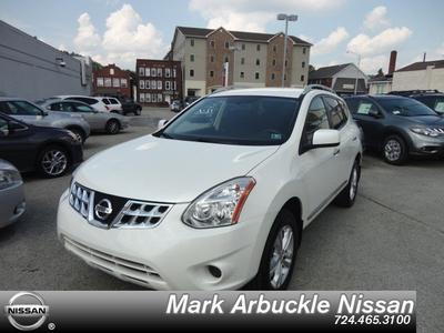 2012 Nissan Rogue SV SUV for sale in Indiana for $19,958 with 33,243 miles.