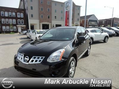 2011 Nissan Rogue S SUV for sale in Indiana for $17,975 with 44,959 miles.