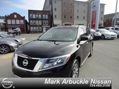 2013 Nissan Pathfinder S SUV for sale in Indiana for $25,975 with 21,980 miles.