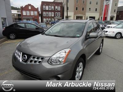 2011 Nissan Rogue SV SUV for sale in Indiana for $18,986 with 32,283 miles.