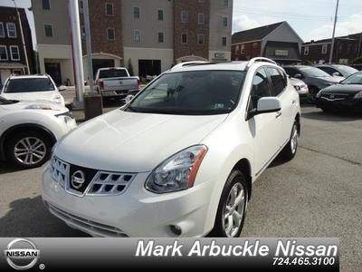 2011 Nissan Rogue SV SUV for sale in Indiana for $20,955 with 32,286 miles.