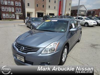 2012 Nissan Altima 2.5 S Sedan for sale in Indiana for $16,955 with 25,571 miles.