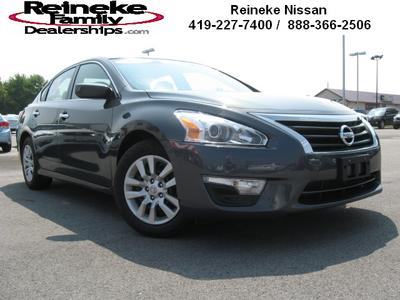2013 Nissan Altima 2.5 S Sedan for sale in Lima for $17,970 with 40,169 miles.