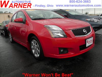 2012 Nissan Sentra 2.0 SR Sedan for sale in Findlay for $17,500 with 13,364 miles.
