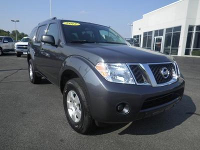 Used 2012 Nissan Pathfinder - Elkhart IN