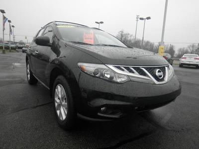 Used 2011 Nissan Murano - Elkhart IN
