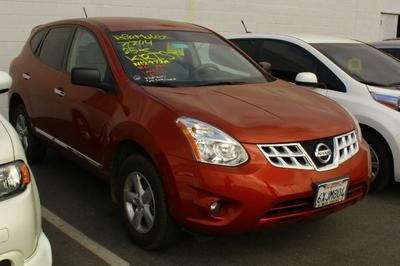 2012 Nissan Rogue S SUV for sale in Riverside for $16,998 with 25,719 miles.
