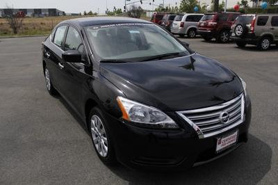 2013 Nissan Sentra S Sedan for sale in Riverside for $14,998 with 7,999 miles.