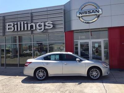 2011 Nissan Maxima S Sedan for sale in Billings for $17,900 with 52,729 miles.