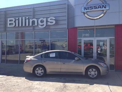 2011 Nissan Altima 2.5 S Sedan for sale in Billings for $19,900 with 10,375 miles.